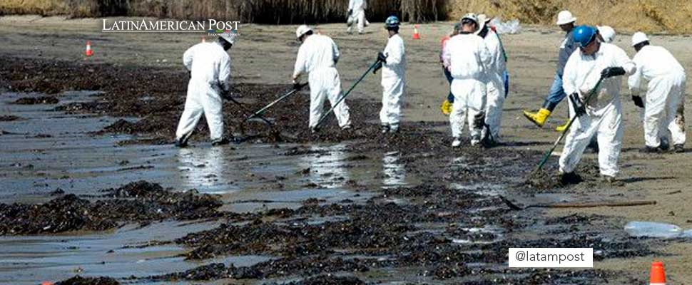 Environmental Catastrophe: What do we Know About the Oil Spill in California?