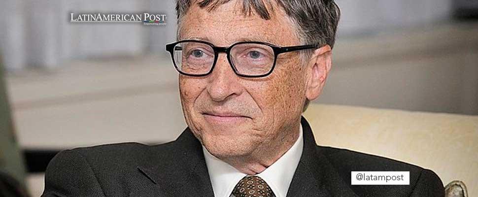 ¿Por qué Bill Gates ha caído tanto en el ranking de millonarios?