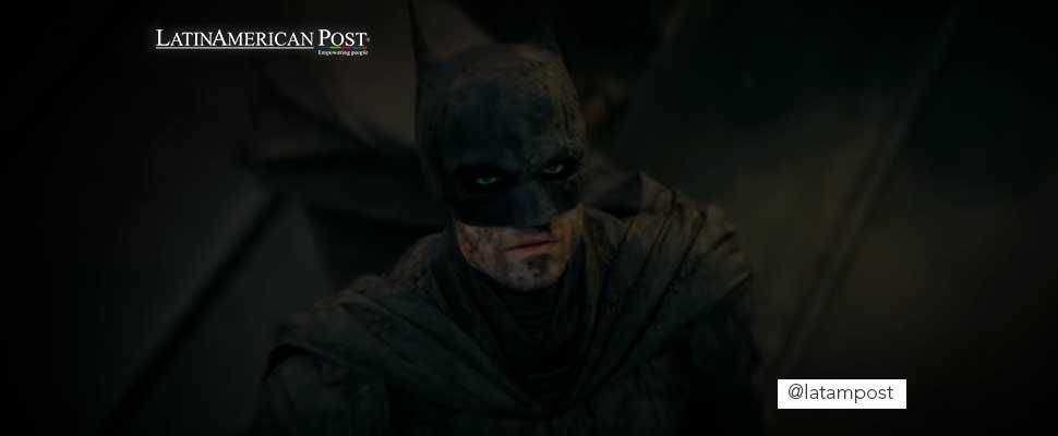 Still from the movie 'The Batman'
