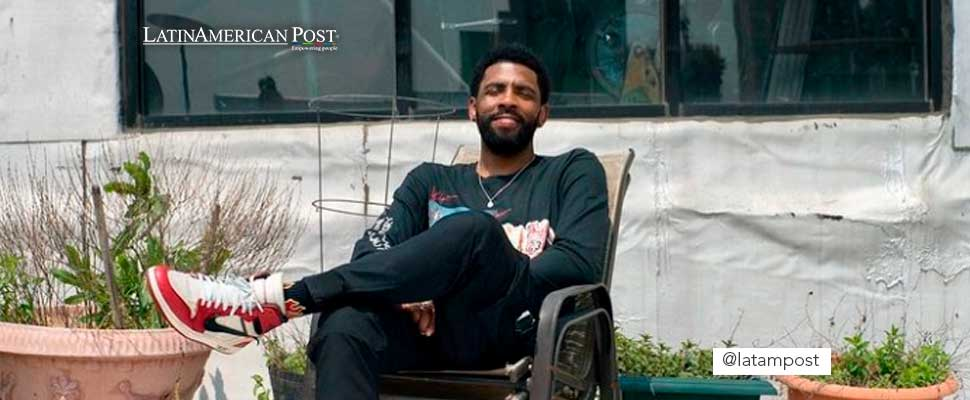 Kyrie Irving, el excéntrico basquetbolista que se niega a vacunarse