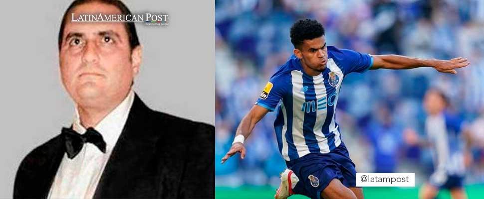 Alex Saab and Luis Diaz
