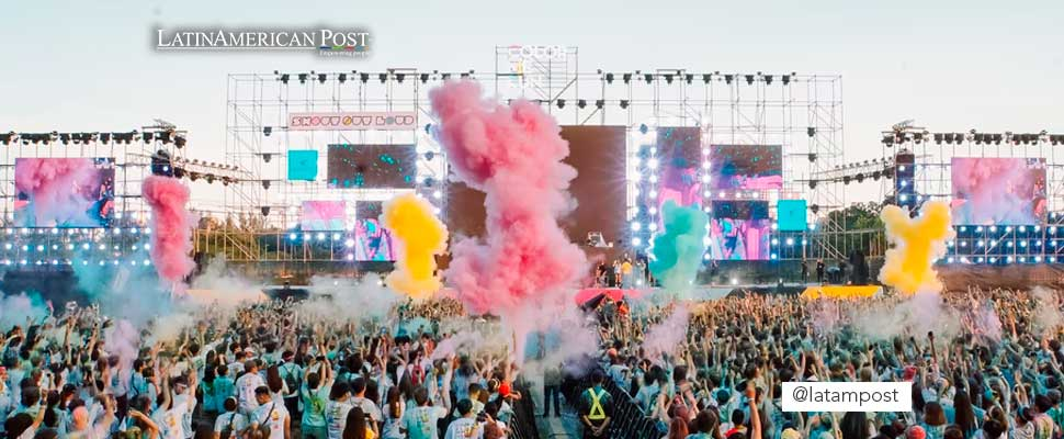 Music Festivals Pollute the Environment, What Can You Do To Help?