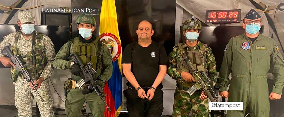 """Colombia: ¿incrementará la violencia tras captura de """"Otoniel""""?"""