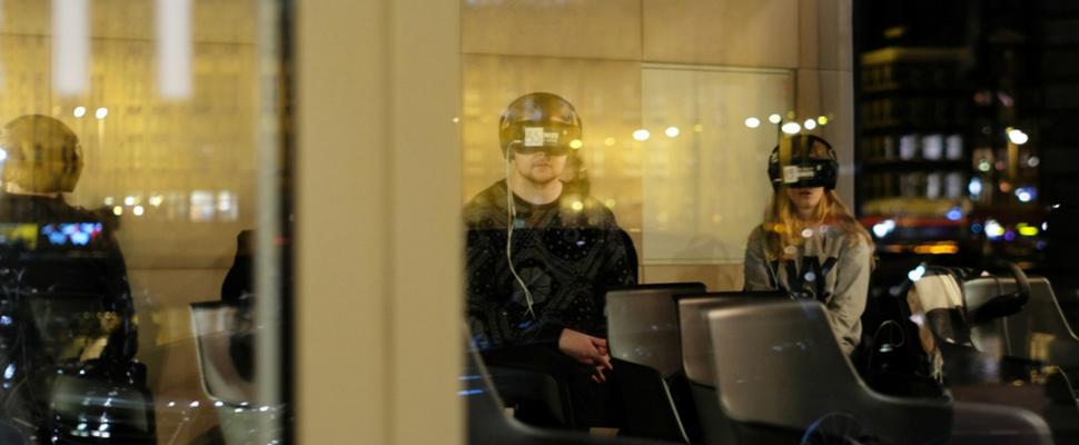 Realidad virtual: ¿solución para el estrés laboral?