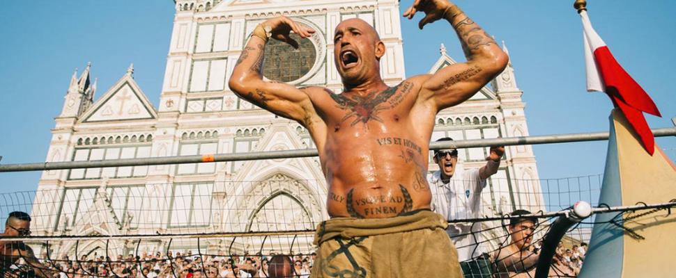 Calcio Storico: The sport for greatness