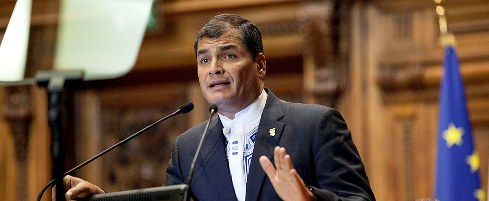 Ecuador: Why did ex-President Rafael Correa leave the ruling party?