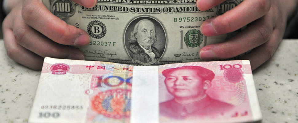 Europe: Chinese Yuan is replacing US dollar