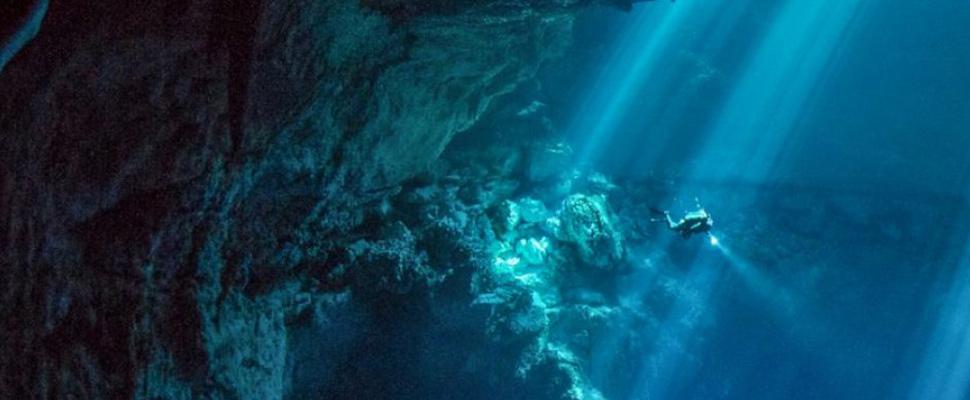 México: conozca la cueva inundada más grande del mundo