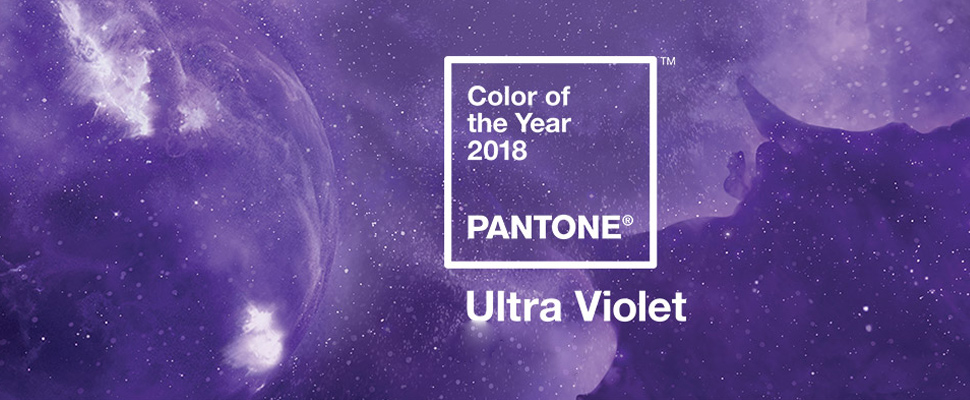 Pantone: 2018 will be an ultraviolet year