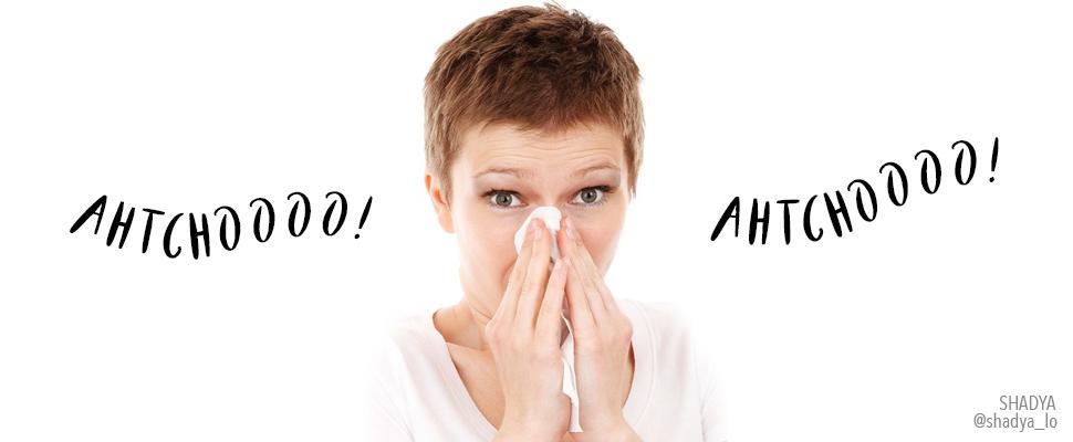 ¿Terribles consecuencias por aguantar las ganas de estornudar?