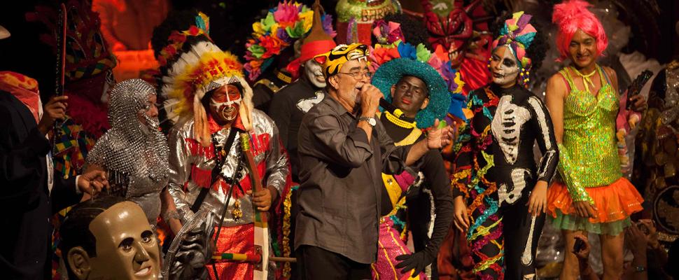 Barranquilla: un carnaval para las artes