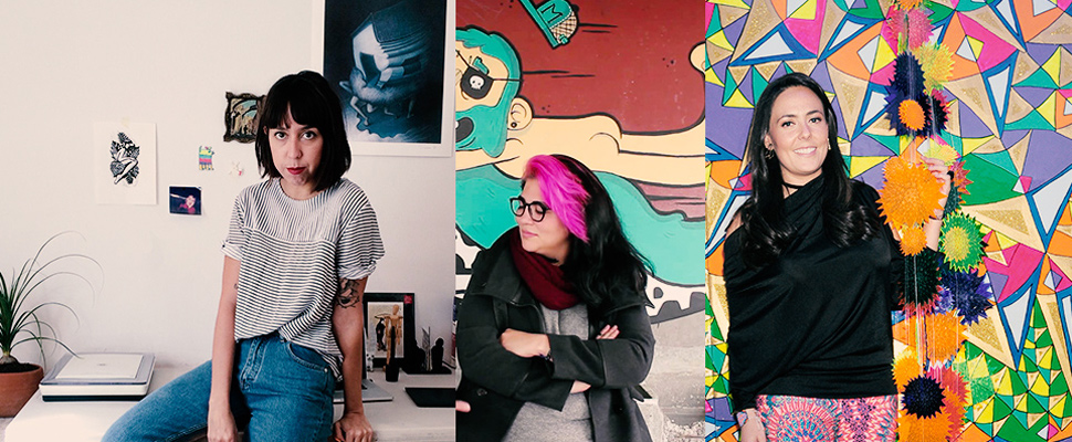 Mexican women who are revolutionizing art