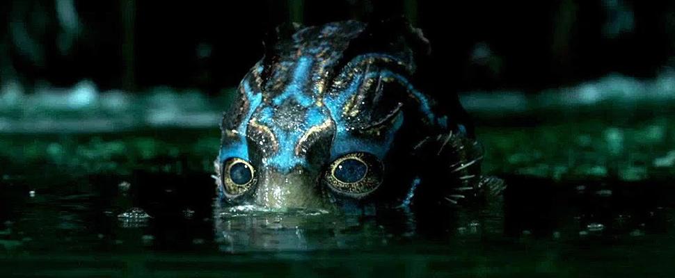 Guillermo del Toro se tira al agua