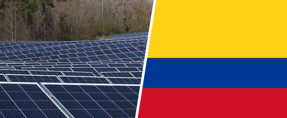 Is Colombia's future solar energy?