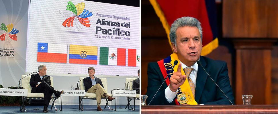 ¿Debe Ecuador ingresar a la Alianza del Pacífico?