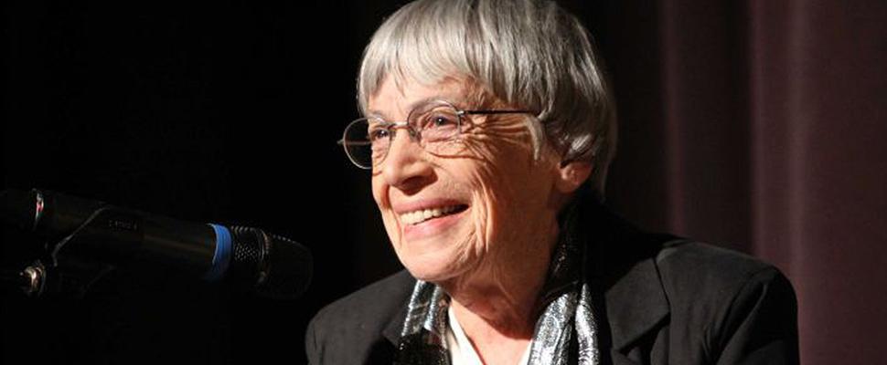 Ursula K Le Guin, 2014