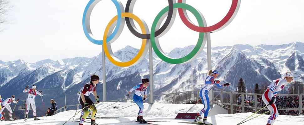 Winter Olympics: at risk due to climate change?