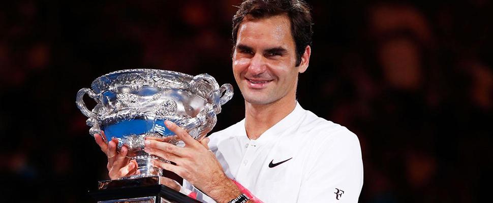 Roger Federer, ¿el mejor deportista del siglo 21?