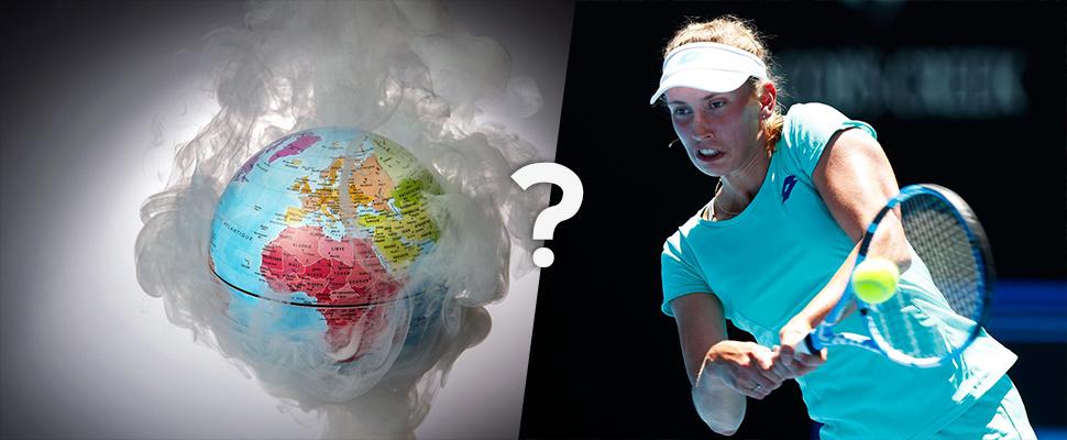 ¿El calentamiento global pone en peligro a los deportistas?