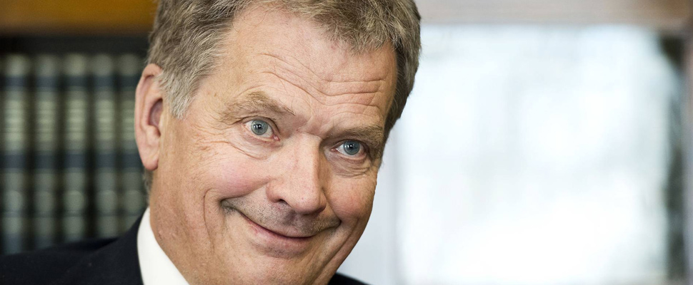 Historic victory of Sauli Niinisto in the elections in Finland