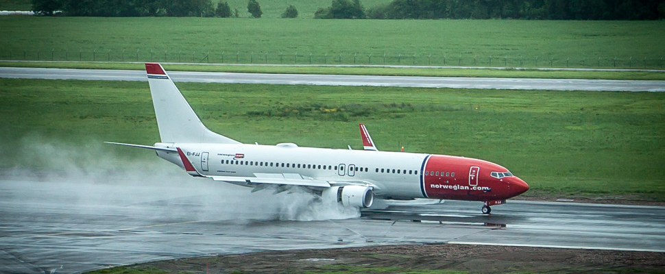 Why did Norway said no to traditional planes?