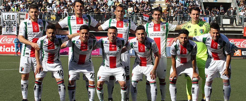 ¿Cómo se constituyó el Club Deportivo Palestino?