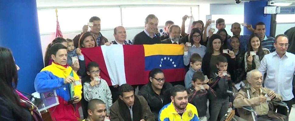 Peru to welcome more Venezuelan immigrants