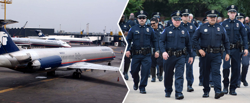 ¿Por qué EE.UU. quiere poner policías en vuelos comerciales mexicanos?