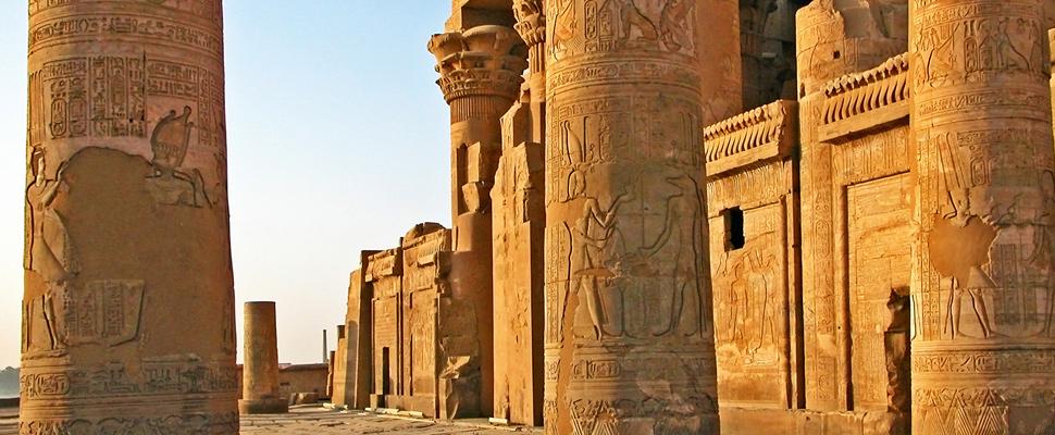 El cambio climático puede afectar los tesoros de Antiguo Egipto