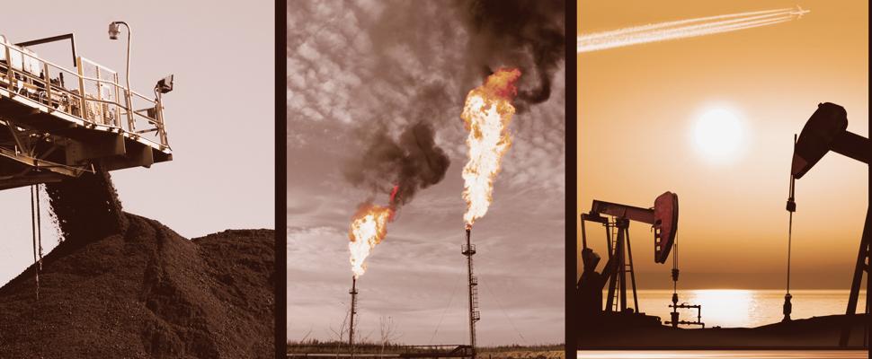 El gas: un puente roto entre el carbón y las energías verdes