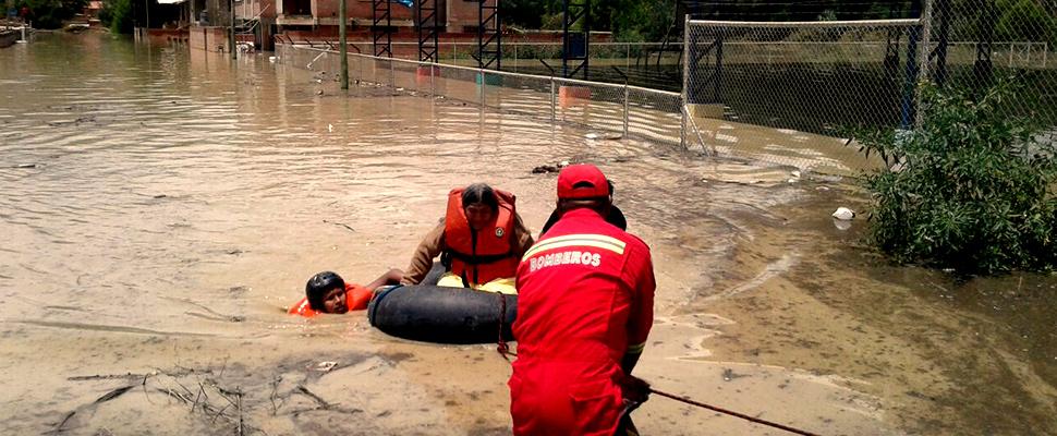 Bolivia: alerta por inundaciones y desbordamientos