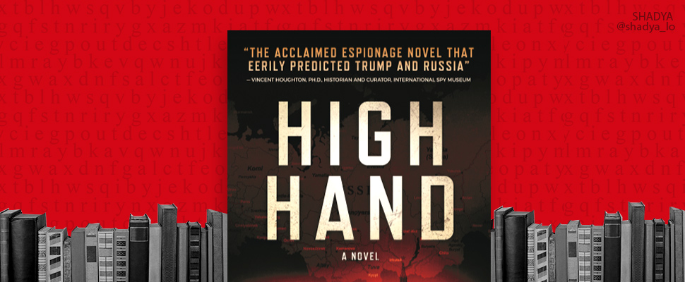 """Latam BookLook: """"High Hand"""" by Curtis J. James"""