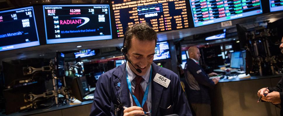 Dow Jones dramatic plunge