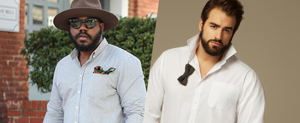 Five male plus size models you should know