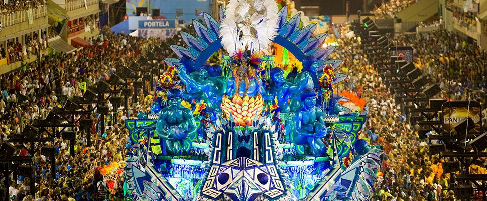 ¿Cómo se prepara Río de Janeiro para el Carnaval?