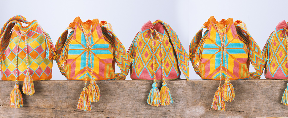 Wayuu art: from Colombia to Canada