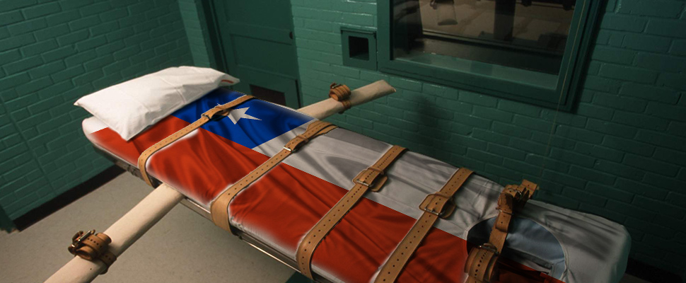 Chile: Death penalty for child rapists?