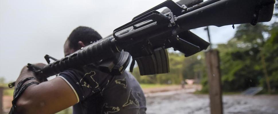 La exportaciu00f3n de armas de Latinoamu00e9rica para el mundo es un negocio que continu00faa creciendo