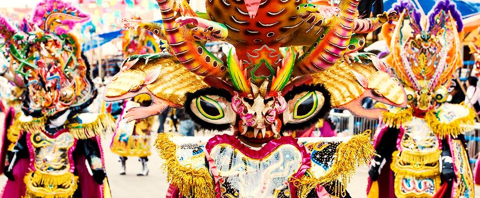 Bolivia: así se celebra el Carnaval de Oruro