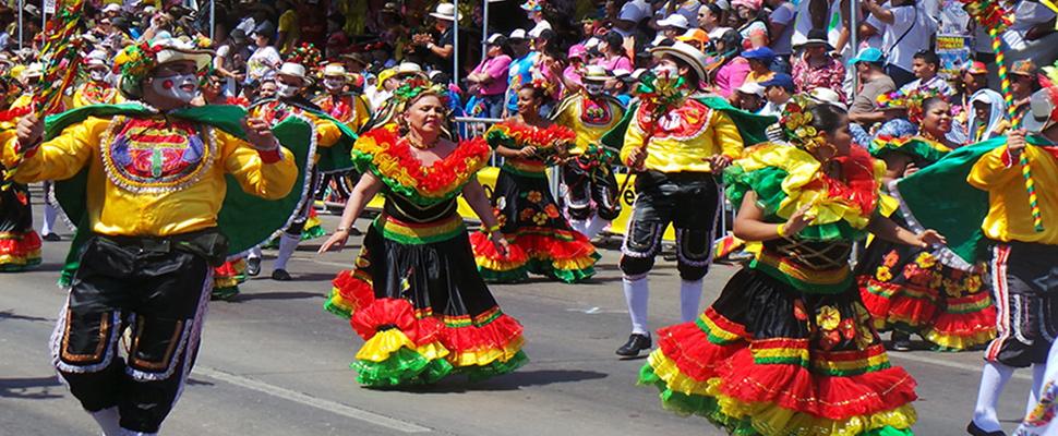 ¿De dónde viene el Carnaval de Barranquilla?