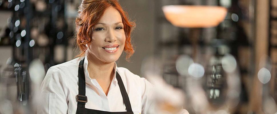 Leonor Espinosa: gastronomía para el desarrollo