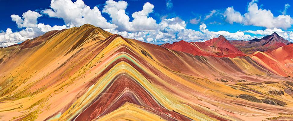Montaña Arcoíris: una maravilla natural en Perú