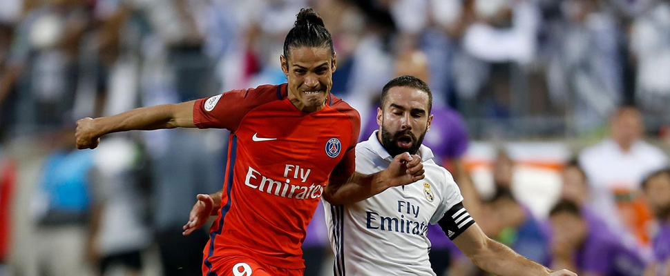 Real Madrid vs PSG: clash of giants
