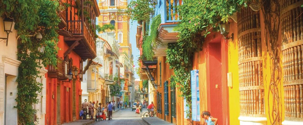Cartagena: The pearl of the Caribbean
