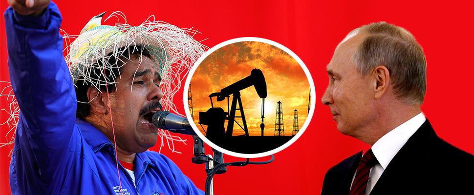 Venezuela seeks help from Russia to revive its oil industry