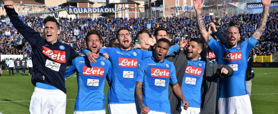 Napoli and the pursuit of a dream