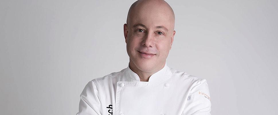 Jorge Rausch y el crucero gastronómico de lujo