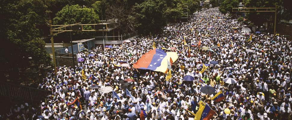 Al diablo con Venezuela