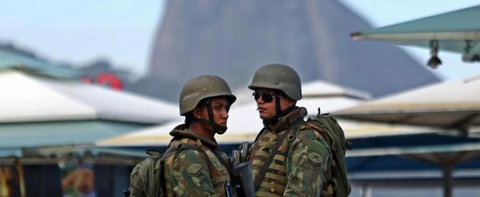 Temer seeks to regain control of Rio de Janeiro through the army