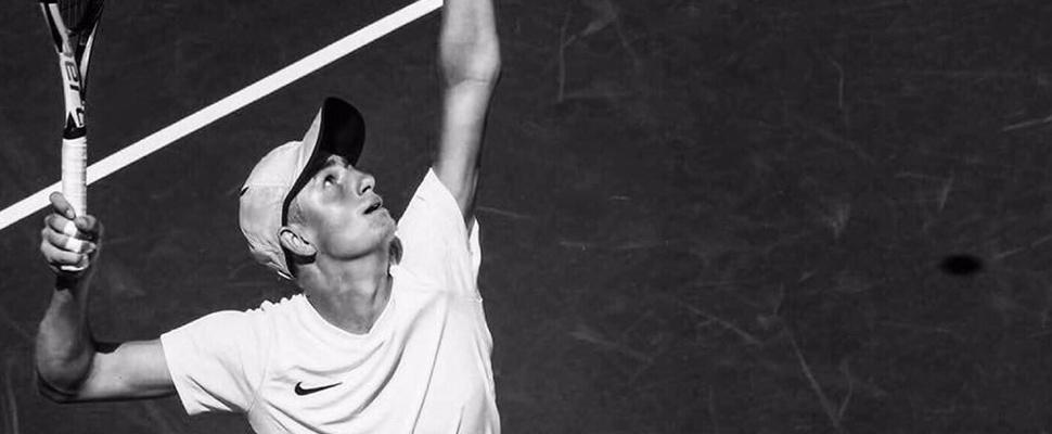 Darko Grncarov: the phony tennis player?
